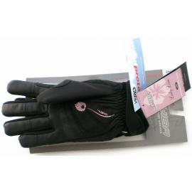 Γυναικεία γάντια Soft shell Chiba Lady Nature windprotect