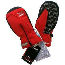 Παιδικά γάντια χουφτίτσες Chiba Doggy Faust Rot