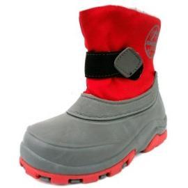 Απρέ σκι παιδικές μπότες χιονιού Kimberfeel Mackay Red