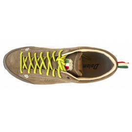 Ορειβατικά παπούτσια Dolomite Cinquantaquatro Low - Fango/Verde