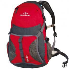 Ορειβατικά σακίδια πλάτης Fjord Nansen Bikki 25 red/graphite plecak