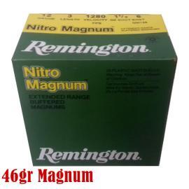 Φυσίγγια κυνηγιού συγκέντρωσης Remington Nitro 46gr Magnum