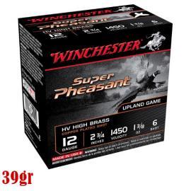 Φυσίγγια κυνηγιού συγκέντρωσης Winchester Super Pheasant 39gr Semi Magnum
