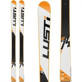Πέδιλα σκι Lusti SC 74 Sport Carving 2018-19 (Χωρίς δέστρα)