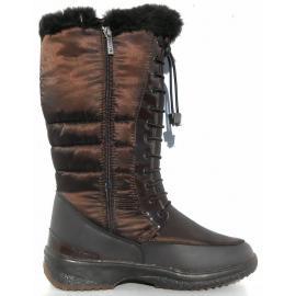 Απρέ σκι γυναικείες μπότες χιονιού Kefas Klara 3225BY03