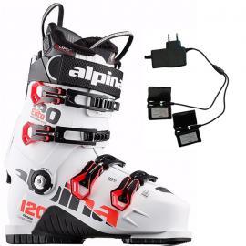 Ανδρικές θερμαινόμενες μπότες σκί Alpina Elite 120 Heat