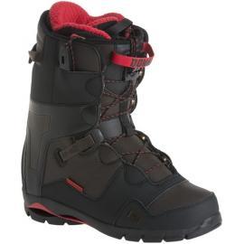 Ανδρικές μπότες snowboard Northwave Domain Black/Brown.