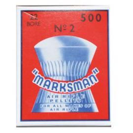 Σκάγια αεροβόλου Marksman 5,5mm 1001672