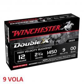 Φυσίγγια κυνηγιού δράμια Winchester Duble X Turbo