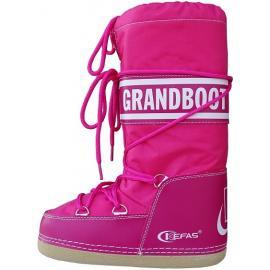 Γυναικείες μπότες χιονιού απρέ σκι Kefas Grandboot 07 Fuxia