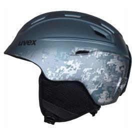 Κράνη σκι η snowboard Uvex Fierce Gun metal mat