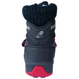 Απρέ σκι παιδικές μπότες χιονιού Styl Grand 3003 02 Black