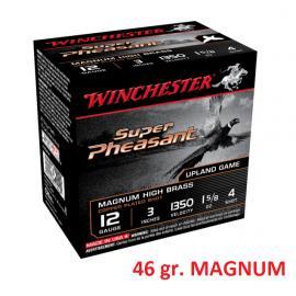 Φυσίγγια κυνηγιού συγκέντρωσης Winchester Super Pheasant 46gr Magnum