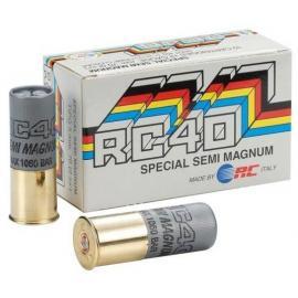 Φυσίγγια κυνηγιού RC 40gr Semi Magnum