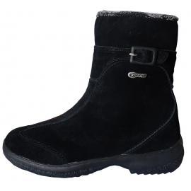 Γυναικείες μπότες χιονιού απρέ σκι Kefas Astra 3127 01 Black