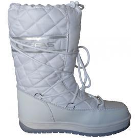 Γυναικείες μπότες χιονιού απρέ σκι Kefas Venus 02 White