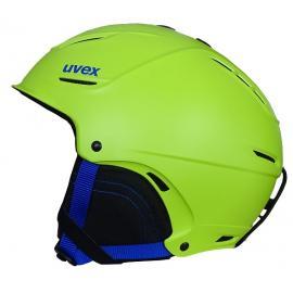 Κράνη σκι η snowboard Uvex P1us 2.0 Lime mat