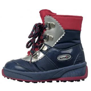 Απρέ σκι παιδικές μπότες χιονιού Kefas Siddy 3120 02