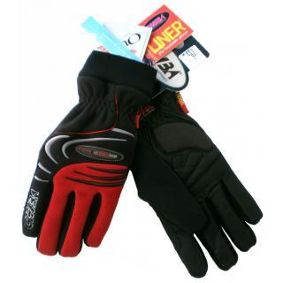 Ορειβατικά γάντια Windstoper Chiba Bioheat 2 Rot
