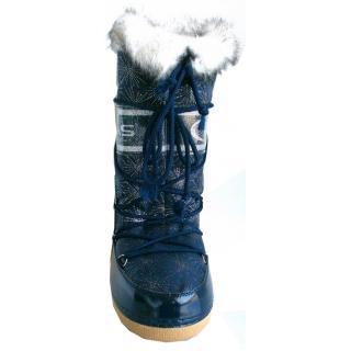 Απρέ σκι γυναικείες μπότες χιονιού Kefas Artica Husky 06 Blue