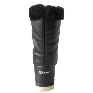 Γυναικείες μπότες χιονιού απρέ σκι Kefas Laurel 3404 WP 01
