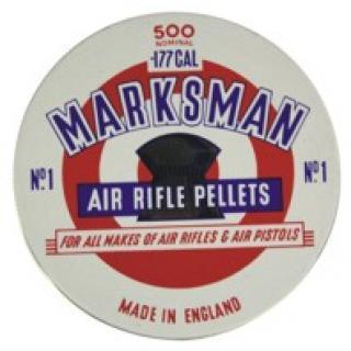 Σκάγια αεροβόλου Marksman 4,5mm 1001662