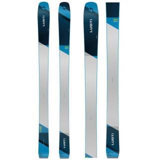 Πέδιλα σκι Lusti CWR 95 Plus All Mountain 2019-20 (χωρίς δέστρα)