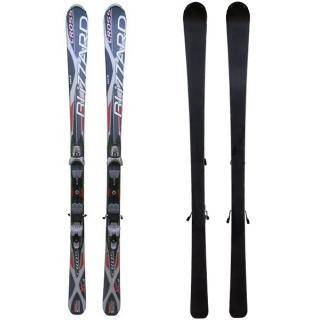 Μεταχειρισμένα πέδιλα σκι Blizzard Cross XC8 163cm + Binding Marker Din 3-10