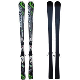 Μεταχειρισμένα πέδιλα σκι Blizzard Magnum 7.2  160cm + Δέστρα