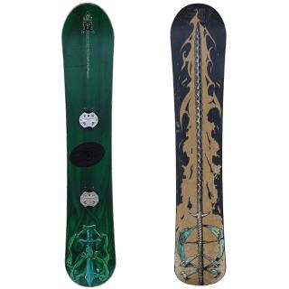 Mεταχειρισμένη σανίδα snowboard Ghost 144cm