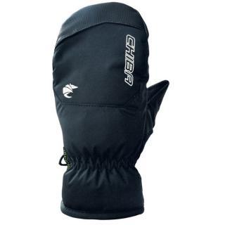 Παιδικά γάντια σκι χωρίς δάχτυλα Chiba 94307 Black